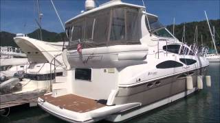Cruiser Yachts, 415 Express Motor Yacht,Video and Photo Presentation