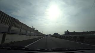 近畿自動車道(E26):吹田IC → 松原JCT【HD車載動画】