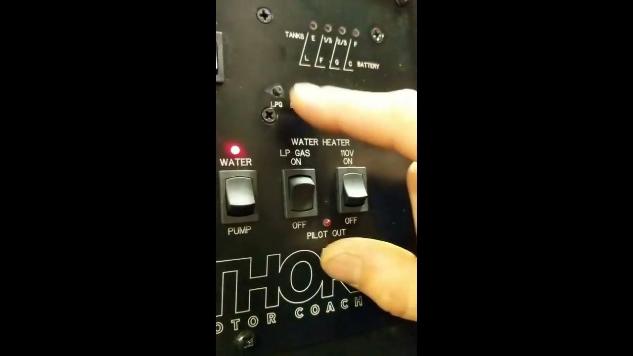 Thor Control Panel Walkthrough