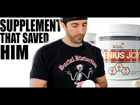 the-supplement-that-saved-him-|-the-genius-brand-genius-joy