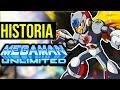 O FINAL DA HISTORIA DE MEGA MAN - Mega Man Unlimited