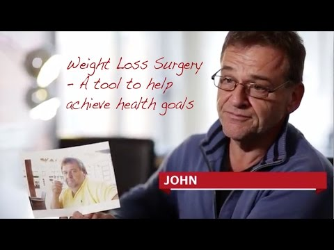Weight Loss Surgery Overcomes John's Diabetes!