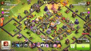 Clash of Clans - Unfortunate Coincidence...