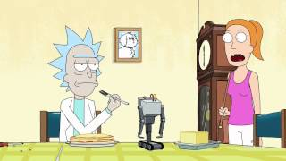 Rick & Morty  Pass the Butter