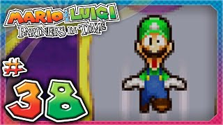 Mario and Luigi: Partners In Time - Part 38: I CAN TASTE THE DEFEAT!