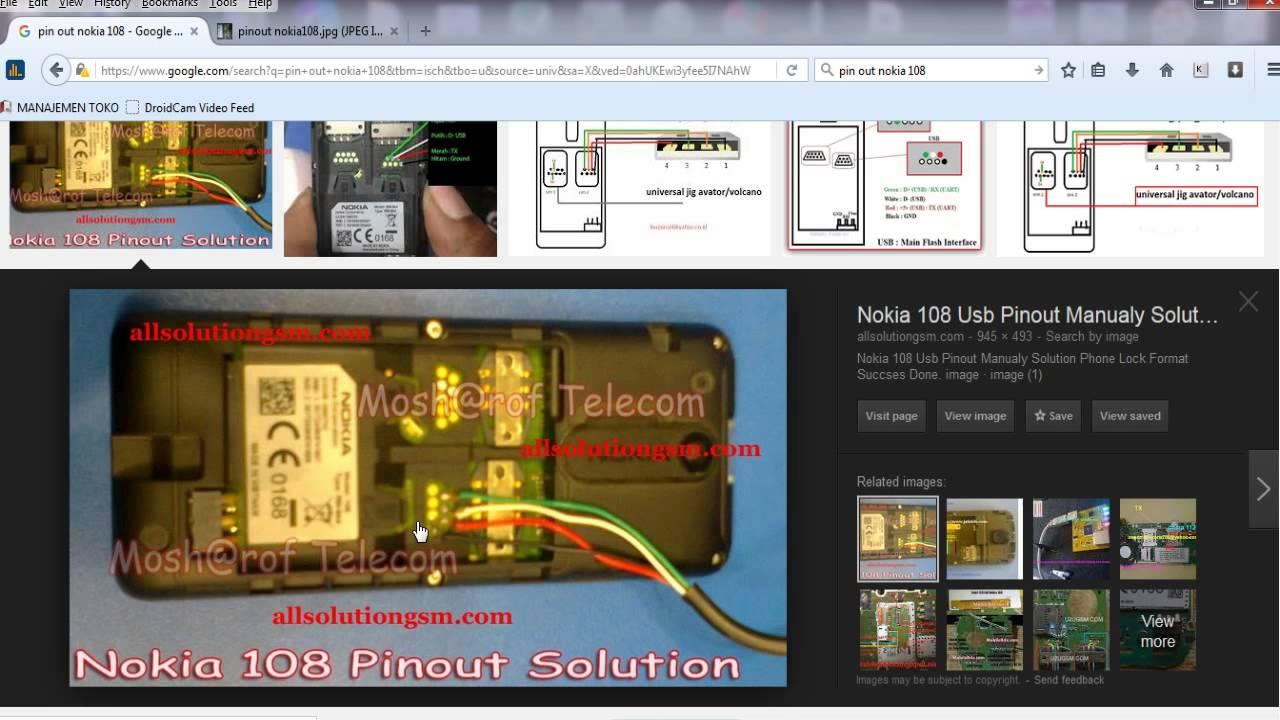 Smart mobile firmware: nokia 108 china spd6531 flash file.