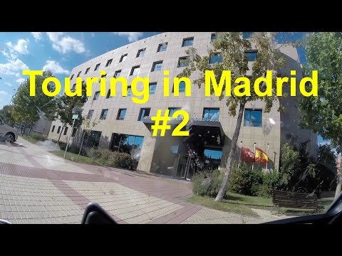 Touring in Madrid #2 (Spain)