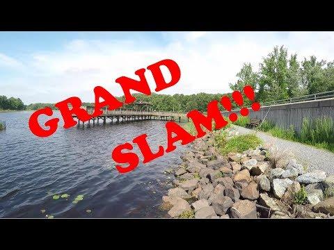 Grand Slam At Cash Lake