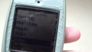 Nokia 6100 ringtones and SMS tones