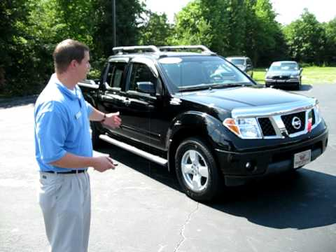 nissan frontier 2006 pre owned carrollton ga low miles ask for brad reynolds youtube youtube