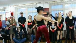 Ulyana La'beija судейский VOGUE BALL