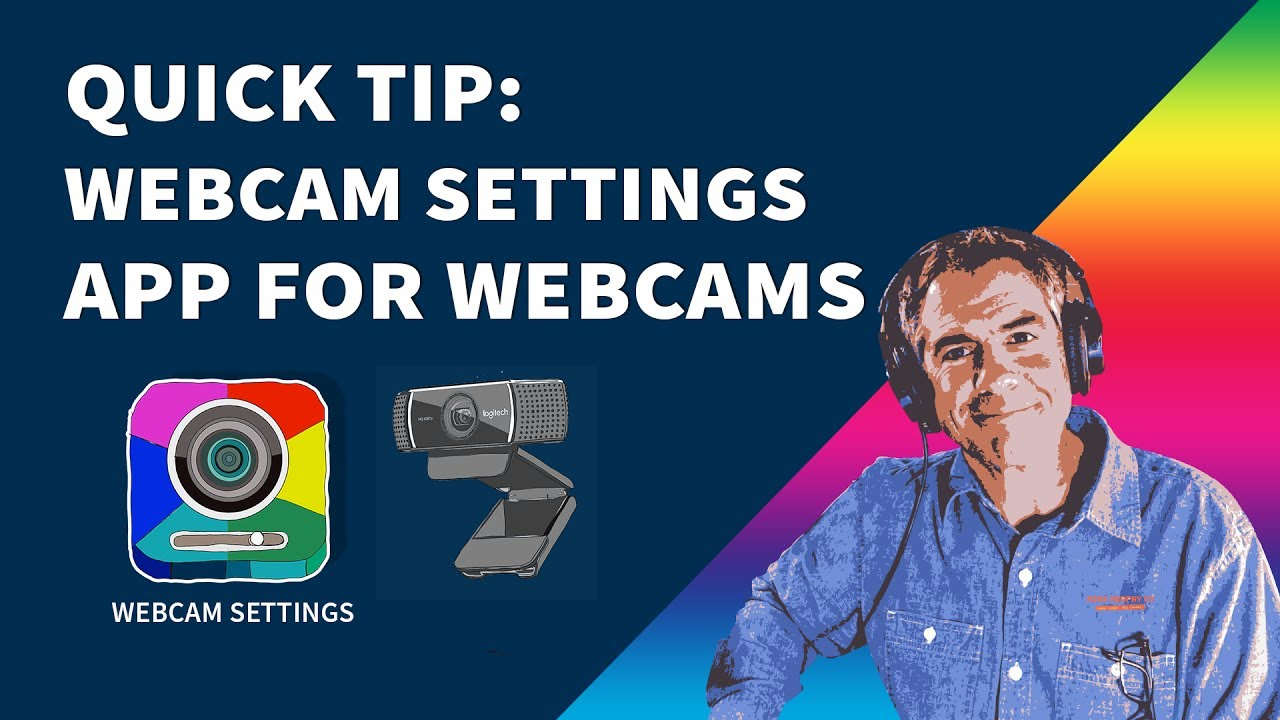 0cfe1cf6829 Quick Tip: How to Use Webcam Settings App on Mac - YouTube
