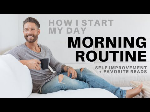 my-morning-routine-–-how-i-start-my-day-+-current-reads-for-self-improvement-&-personal-development