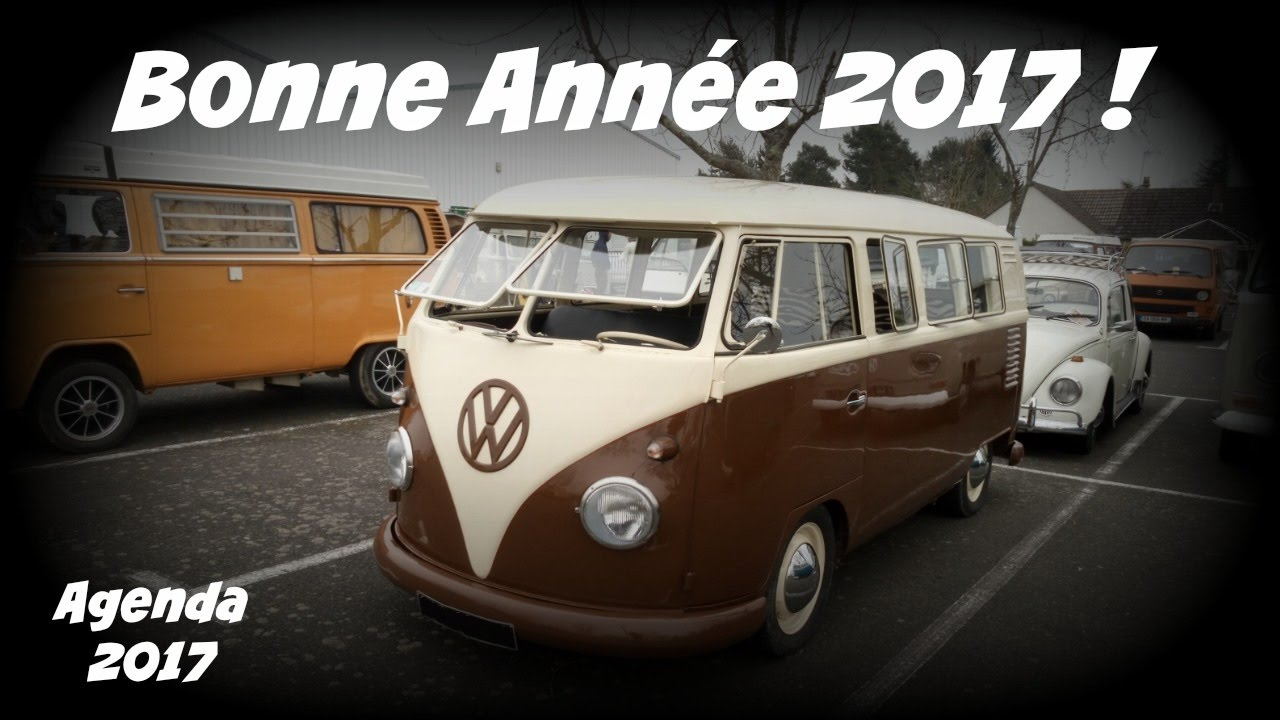 Agenda Vintage Auto Events 2017 - YouTube