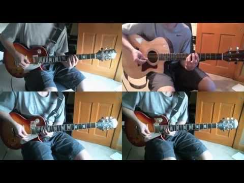Boston Peace Of Mind Guitar Cover