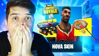 NEW SKIN OF THROW AT FORTNITE ‹ JUAUM ›