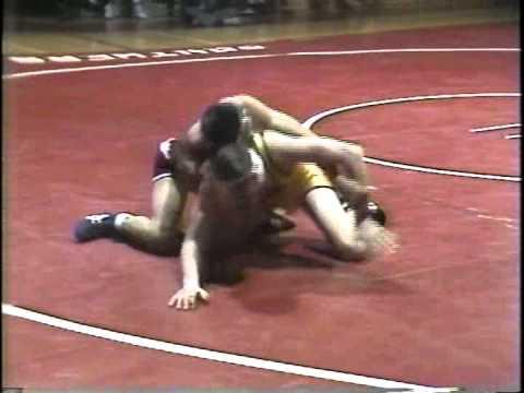 New Providence vs. Roselle Park- NJ Wrestling, 1992