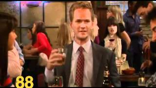 Video HIMYM: Barney's Complete History of Sex Partners (with Counter!) download MP3, 3GP, MP4, WEBM, AVI, FLV Oktober 2018