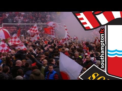 Saints seal Premier League promotion | FLASHBACK: Southampton 4-0 Coventry City (28th April 2012)
