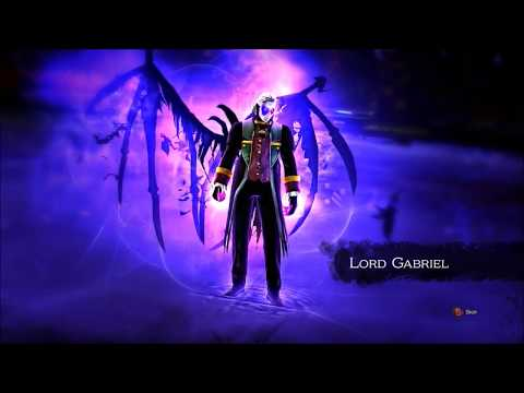 Lets Play Victor Vran Part 34 - Lord Gabriel with Three Active Hexes