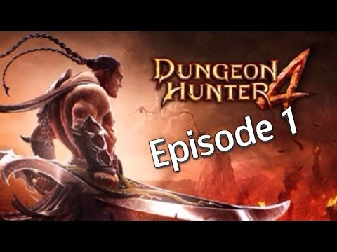 Let's Play Dungeon Hunter 4- Storyline! Episode 1