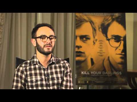 'Kill Your Darlings'  With John Krokidas