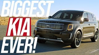 2020 Kia Telluride SX Dark Moss | FULL REVIEW & TEST DRIVE! | Miami Lakes, FL