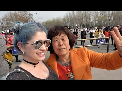 China vlog day 3 - People think I am famous in Beijing!!