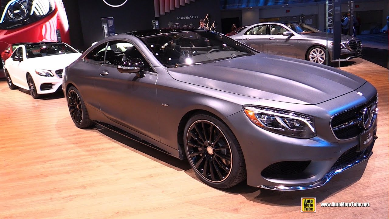 2018 mercedes e400 coupe and 2017 mercedes s550 coupe exterior and interior comparison. Black Bedroom Furniture Sets. Home Design Ideas