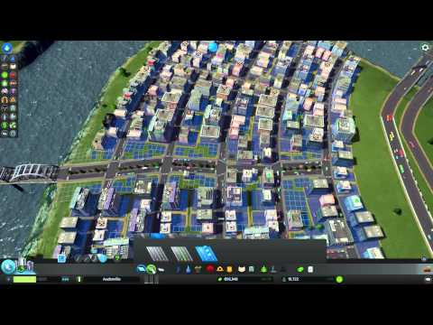 Let's Play Cities: Skylines - Episode 9: Capital City
