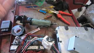 Wiring loom differences between early 1uz VVti
