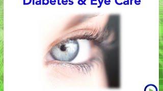 Diabetes & Eye Care