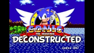 Sonic 1 - Spring Yard Zone - Deconstructed