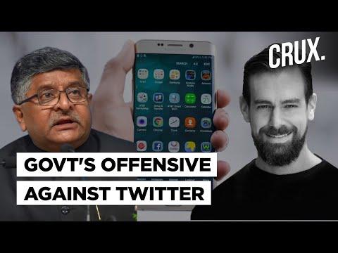 """India Shall Not Compromise Its Digital Sovereignty"":Ravi Shankar Prasad On Twitter's Hardline Stand"