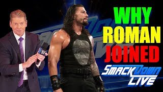 Real Reason Why Roman Reigns Was DRAFTED To SmackDown (16 April 2019) REVEALED! Roman Vs Kofi!
