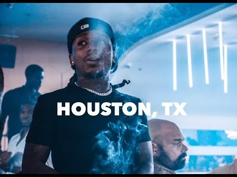 Jacquees At Club Mercy Houston Tx Filmed By Eye Opening Productions
