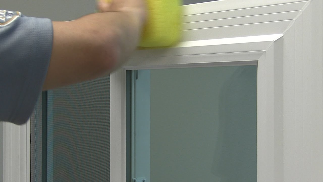 anlin windows reviews doors how to clean your anlin window frame youtube