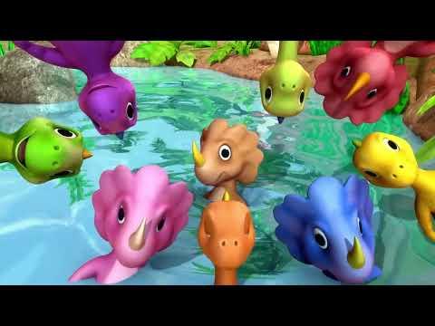 Canciones Infantiles Para Aprender Los Números, Los Colores Y Las Formas | ¡LittleBabyBum!