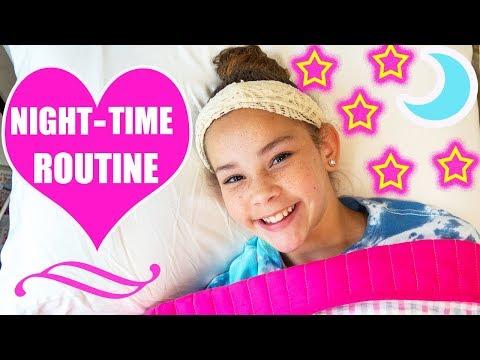 Olivias Nighttime Routine!!!