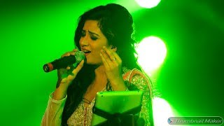 Shreya Ghoshal live performance //sun raha ha na tu //Shreya ghoshal live concert at pine '/Shreya G