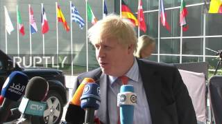 Luxembourg  Gibraltar's sovereignty to remain 'unchanged'   Boris Johnson