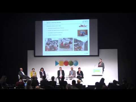 Mobility - New approaches to traffic management