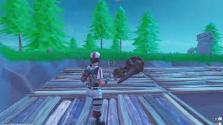 Fortnite issues. Bugs or lag?