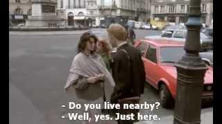 La Femme Publique (1984) scenes, Andrzej Zulawski