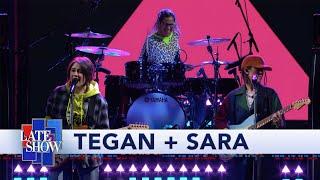 Tegan + Sara Perform 'I'll Be Back Someday'