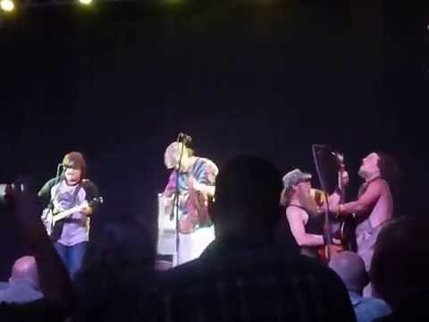 Hayseed Dixie - You Shook Me All Night Long: Doncaster: June 2016