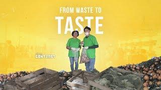 From Waste to Taste   VR 360º in Rio de Janeiro, Brazil