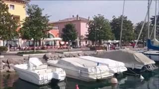 Lago di Garda-Impressionen von Bardolino & Cisano