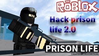 Roblox Hack Prison Life 2.0 (ITA) ATTRAVERSO I MURI!!!