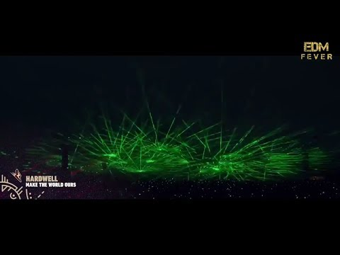 Hardwell - Make The World Ours [Hardstyle]🔥